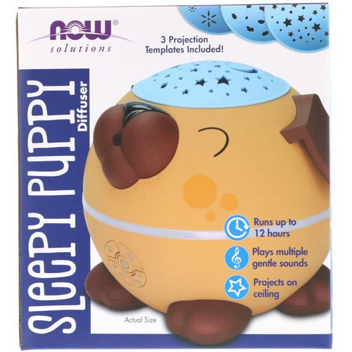 Now Foods, Solutions, Sleepy Puppy Diffuser Review