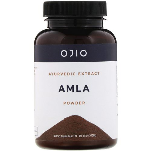 Ojio, Amla Powder, 3.53 oz (100 g) Review