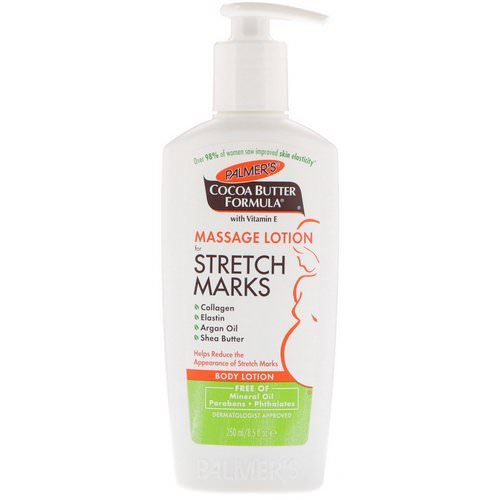 Palmer's, Cocoa Butter Formula, Body Lotion, Massage Lotion for Stretch Marks, 8.5 fl oz (250 ml) Review