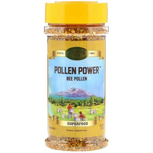 Premier One, Pollen Power, Granules Bee Pollen, 4.75 oz (135 g) Review