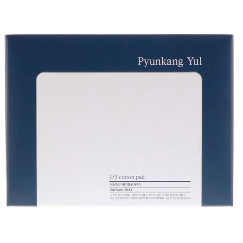 Pyunkang Yul, 1/3 Cotton Pad, 160 Pieces Review