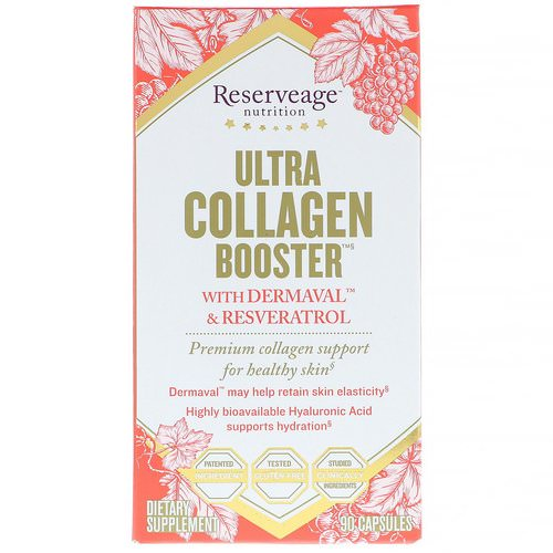 ReserveAge Nutrition, Ultra Collagen Booster, 90 Capsules Review