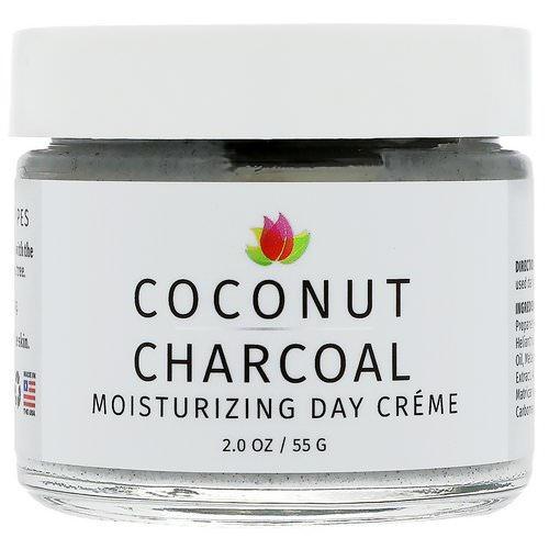 Reviva Labs, Coconut Charcoal Moisturizing Day Creme, 2 oz (55 g) Review