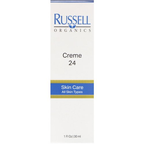 Russell Organics, Creme 24, 1 fl oz (30 ml) Review