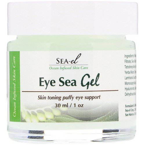 Sea el, Eye Sea Gel, 1 oz (30 ml) Review