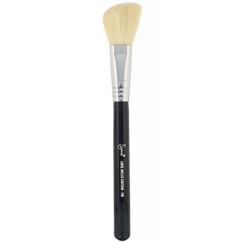 Sigma, F40, Large Angled Contour Brush, 1 Brush Review