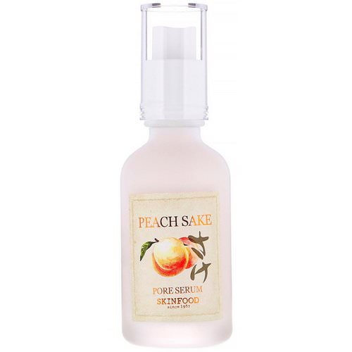 Skinfood, Peach Sake Pore Serum, 1.52 fl oz (45 ml) Review