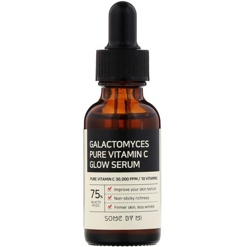 Some By Mi, Galactomyces Pure Vitamin C Glow Serum, 30 ml Review