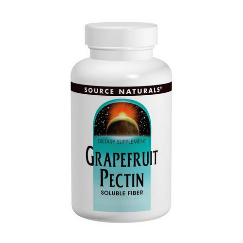 Source Naturals, Grapefruit Pectin, 240 Tablets Review