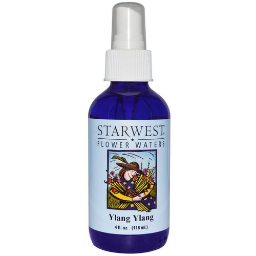 Starwest Botanicals, Flower Waters, Ylang Ylang, 4 fl oz (118 ml) Review