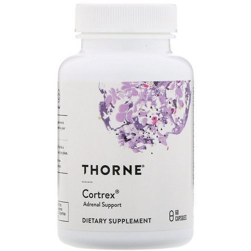 Thorne Research, Cortrex, 60 Capsules Review