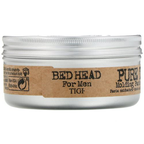 TIGI, Bed Head, Pure Texture, For Men, 2.93 oz (83 g) Review