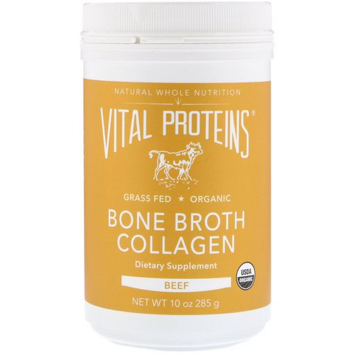 Vital Proteins, Bone Broth Collagen, Beef, 10 oz (285 g) Review