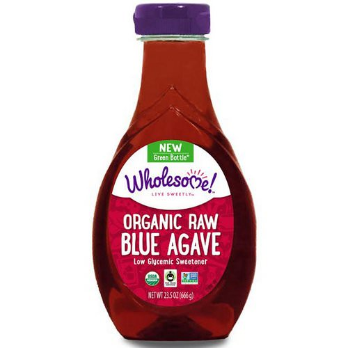 Wholesome, Organic Raw Blue Agave, 1.46 lbs (666 g) Review
