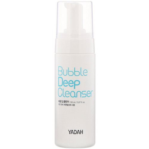 Yadah, Bubble Deep Cleanser, 5.07 fl oz (150 ml) Review